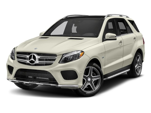 New 2018 Mercedes-Benz GLE GLE 550e