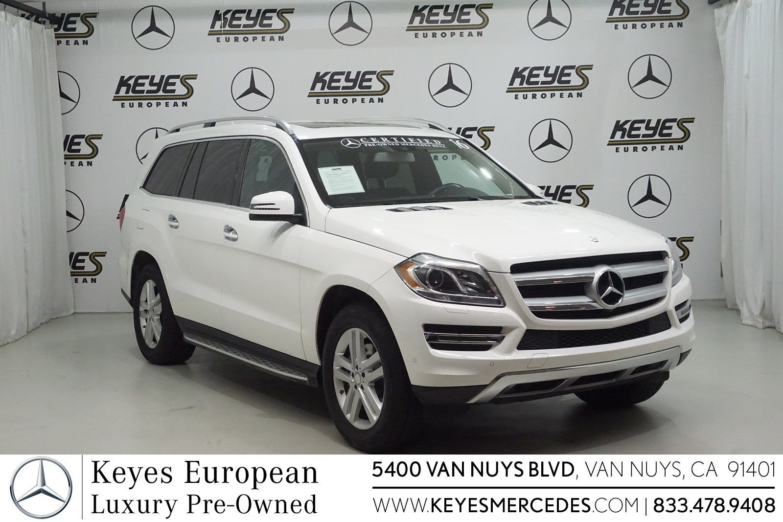 Pre Owned 2016 Mercedes Benz Gl 450