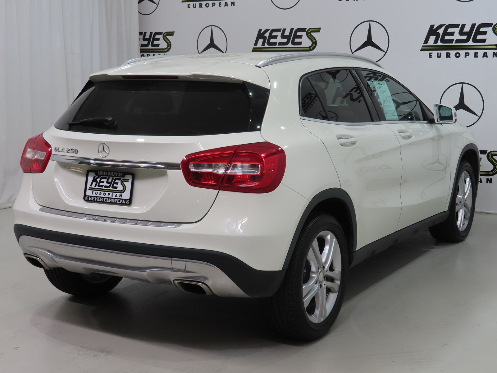 Certified Pre Owned 2017 Mercedes Benz Gla 250