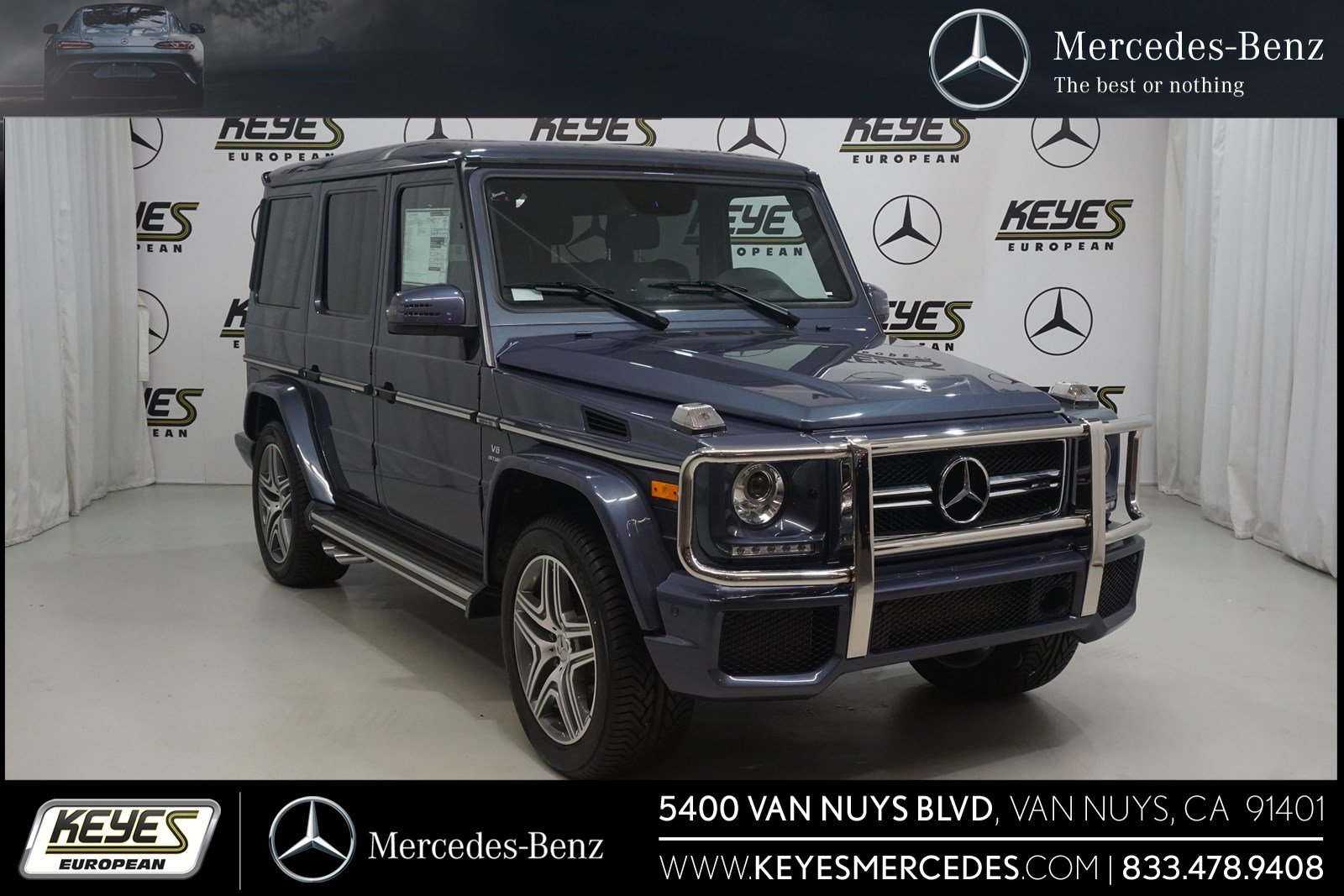 New 2018 Mercedes Benz G Cl Amg 63