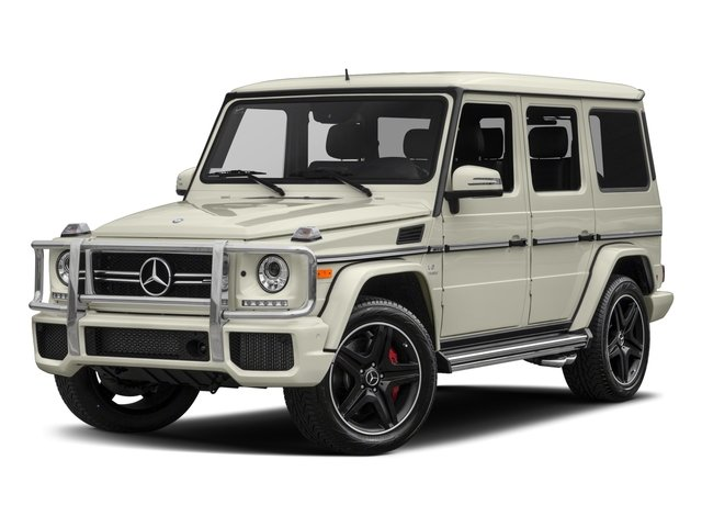 New 2018 Mercedes Benz G Class Amg G 63 Sport Utility In Van Nuys