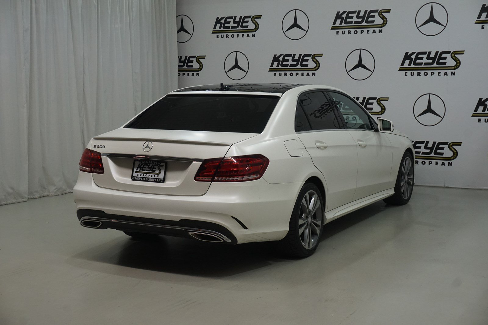 Certified Pre-Owned 2016 Mercedes-Benz E-Class E 350