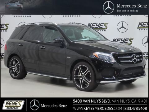 New 2018 Mercedes-Benz GLE AMG® GLE 43 AWD 4MATIC®
