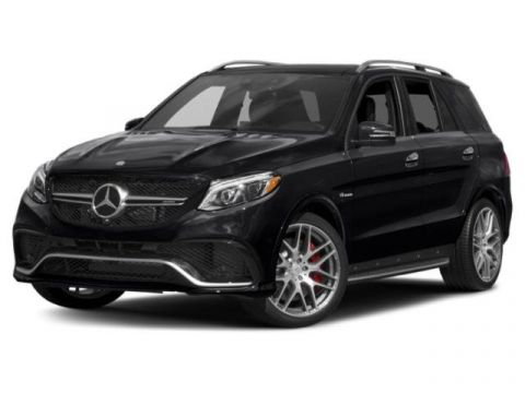 New 2018 Mercedes-Benz GLE AMG® GLE 63 S