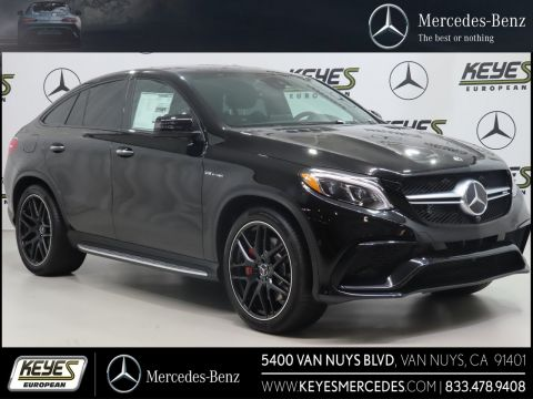 New 2019 Mercedes-Benz GLE AMG® GLE 63 S AWD 4MATIC®