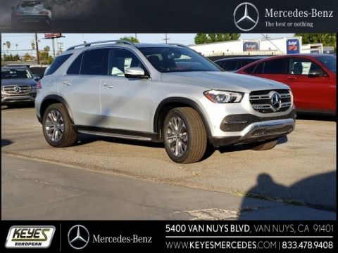 New 2020 Mercedes-Benz GLE GLE 350 AWD 4MATIC®