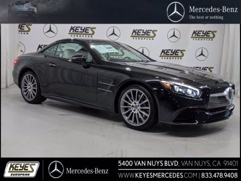 2020 Mercedes-Benz SL SL 550
