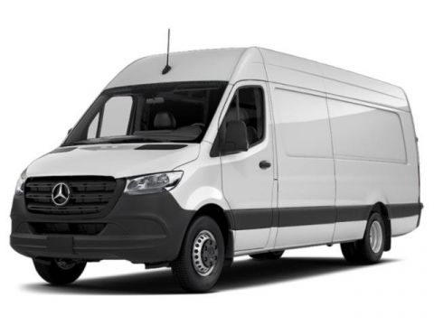 New 2019 Mercedes-Benz RWD Full-size Cargo Van