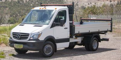 New 2018 Mercedes-Benz Sprinter Cab Chassis Cab Chassis 144 WB RWD Specialty Vehicle