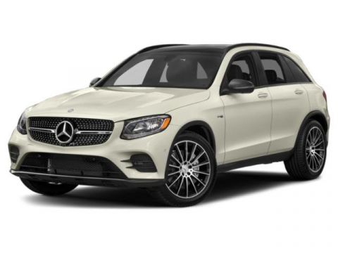 New 2019 Mercedes-Benz GLC AMG® GLC 43 AWD 4MATIC®