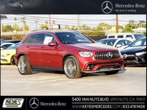 2020 Mercedes-Benz GLC AMG® GLC 63