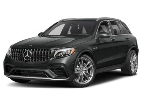 2019 Mercedes-Benz GLC AMG® GLC 63