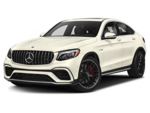 New 2019 Mercedes-Benz GLC AMG® GLC 63 AWD 4MATIC®