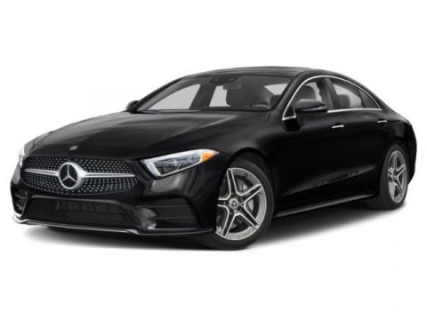 New 2019 Mercedes-Benz CLS CLS 450 With Navigation