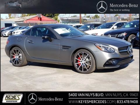 2020 Mercedes-Benz SLC AMG® SLC 43