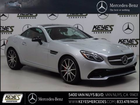 2019 Mercedes-Benz SLC AMG® SLC 43