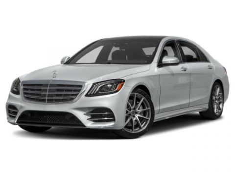 New 2019 Mercedes-Benz S-Class S 450 With Navigation