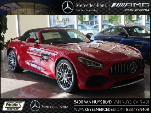 New 2020 Mercedes-Benz AMG® GT AMG® GT With Navigation