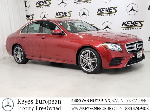 Pre-Owned 2019 Mercedes-Benz E-Class E 300 With Navigation