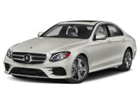 New 2020 Mercedes-Benz E-Class E 350 With Navigation